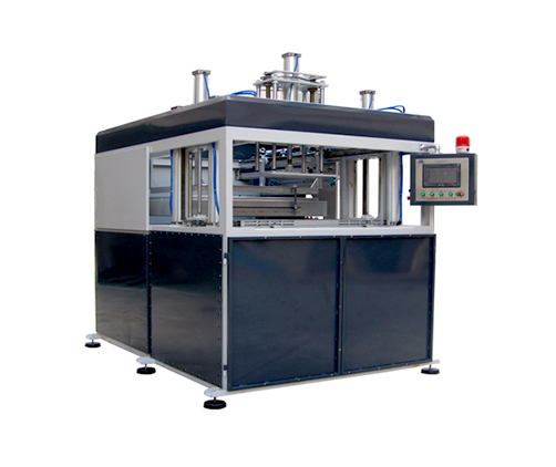 High-speed thick film blister machine